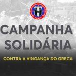 CAMPANHA SOLIDÁRIA AJUDA GUARDAS MUNICIPAIS DEMITIDOS POR PARTICIPAREM DAS MANIFESTAÇÕES CONTRA O PACOTE DE MALDADES DO GRECA