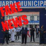 Fake News da gestão Rafael Greca!