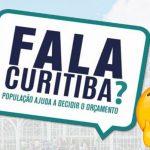"""FALA CURITIBA: 90% DAS REGIONAIS QUEREM INVESTIMENTOS NA GUARDA MUNICIPAL E """"PAVIMENTAÇÃO"""" ESTRANHAMENTE APARECE EM PRIMEIRO LUGAR."""