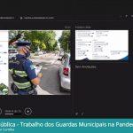 TRABALHO DA GUARDA MUNICIPAL DE CURITIBA NA PANDEMIA É TEMA DE AUDIÊNCIA PÚBLICA NA CÂMARA MUNICIPAL