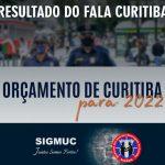 LDO 2022 APONTA: POPULAÇÃO QUER SEGURANÇA!