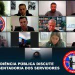 AUDIÊNCIA PÚBLICA DISCUTE APOSENTADORIA DOS SERVIDORES