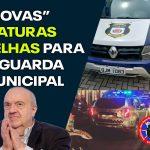 """""""NOVAS"""" VIATURAS VELHAS PARA A GUARDA MUNICIPAL"""